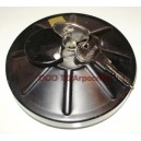 Крышка топливного бака HOWO 350л 380л  199100550101