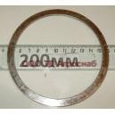 Прокладка турбины круглая большая HOWO    AZ9719540019
