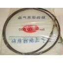 Трос КПП HOWO L-3500 черный    WG9719240008
