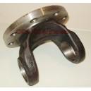 Фланец-вилка карданного вала (под крестовину 52) Ф165х52 8 отверстий не зубчатый SHAANXI   26013314062