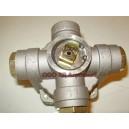 Клапан стояночного тормоза FAW (м.у. мостами)   35160220-523