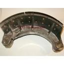 Колодка тормозная задней оси FAW-3252 2011 г.в   3502375-AOH