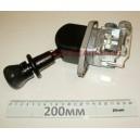 Кран стояночного тормоза в кабине (ручник) SHAANXI F2000   81.52315.6181
