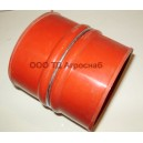 Патрубок интеркулера SHAANXI L-120, d-102     DZ9112530002