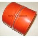 Патрубок интеркулера гофрированный SHAANXI   DZ9112530007