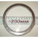 Прокладка турбины круглая малая FAW b-125, d-103   3523014-263