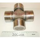 Крестовина межосевого карданного вала ДФ3251 68х166 DONGFENG    2201ZB6-030